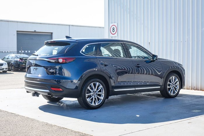 2017 Mazda CX-9 GT TC AWD Deep Crystal Blue