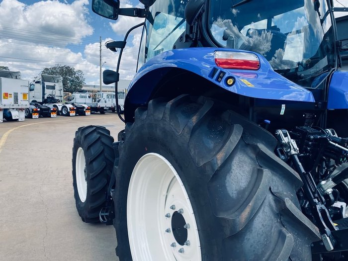 2021 NEW HOLLAND T6020 PLUS Blue