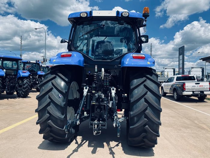 2021 NEW HOLLAND T6070 PLUS SUSPENDED CAB TERRAGLIDE 4WD Blue