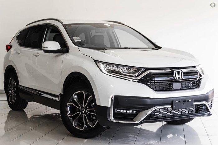 2021 Honda CR-V VTi L7 RW MY21 White