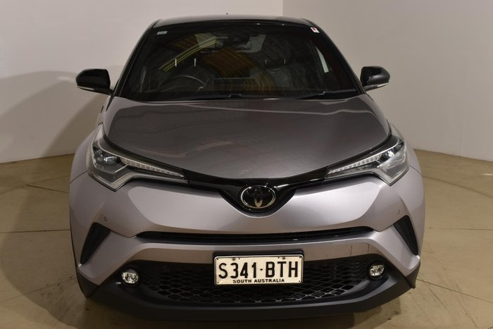 2017 Toyota C-HR Koba NGX10R Shadow Platinum