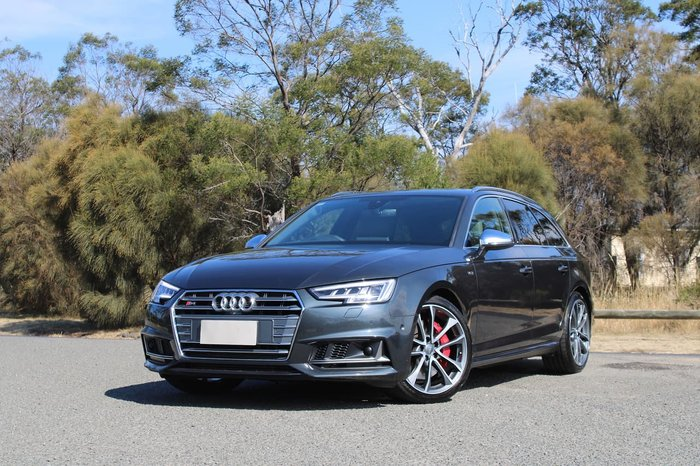 2018 Audi S4 B9 MY18 Four Wheel Drive Grey
