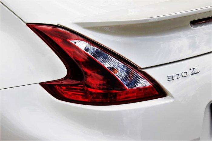 2017 Nissan 370Z NISMO Z34 MY18 White