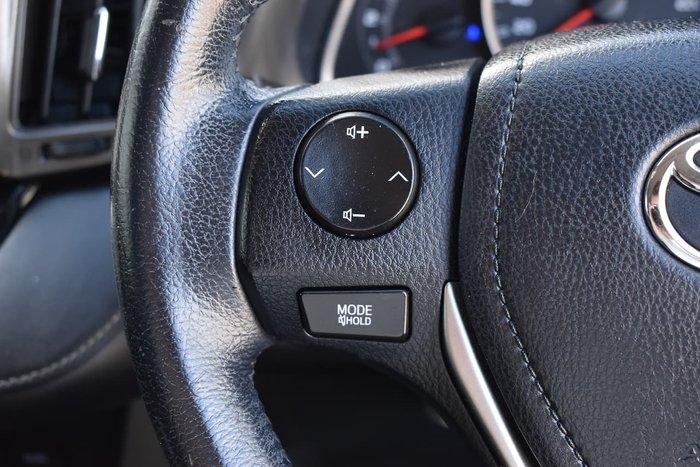 2013 Toyota RAV4 GXL ALA49R AWD Grey