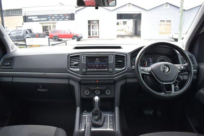 2017 Volkswagen Amarok TDI420 Core 2H MY18 4X4 Constant White