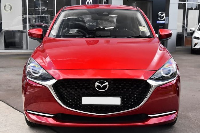 2021 Mazda 2 G15 Evolve DJ Series Soul Red Crystal
