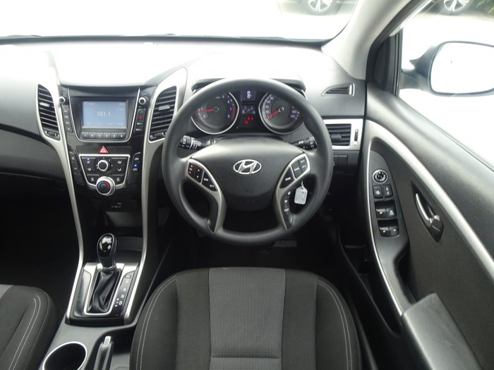 2015 Hyundai i30 Active GD3 Series II MY16 White