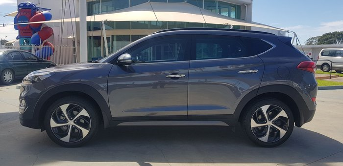 2015 Hyundai Tucson Highlander TLe AWD Pepper Grey