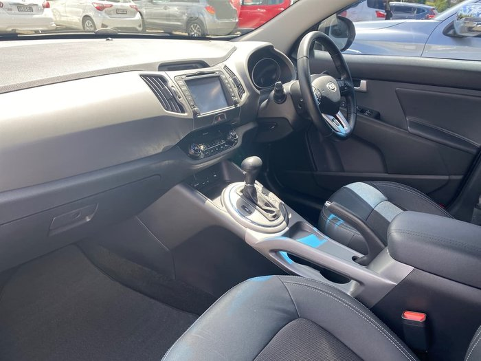 2014 Kia Sportage SLi SL MY14 4X4 On Demand Silver
