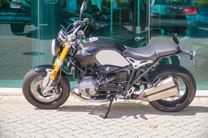 2019 BMW R NINE T Black