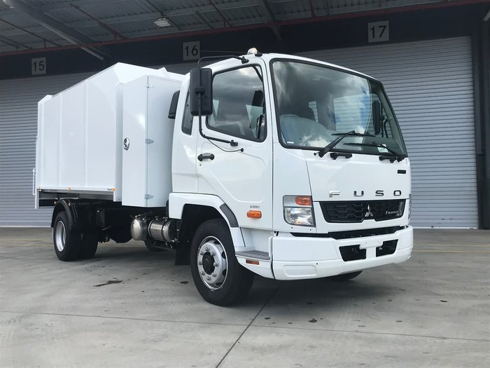 2020 FUSO FIGHTER 1124 White