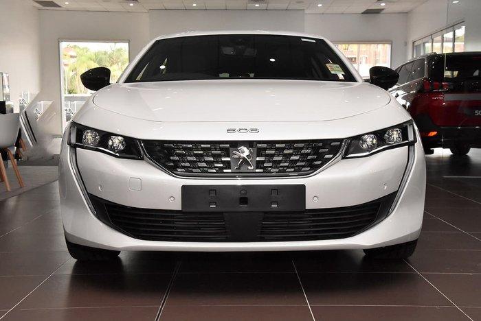 2021 PEUGEOT 508 GT R8 White