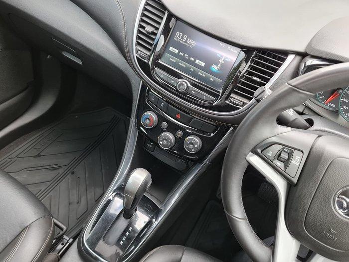 2017 Holden Trax LTZ TJ MY18 White