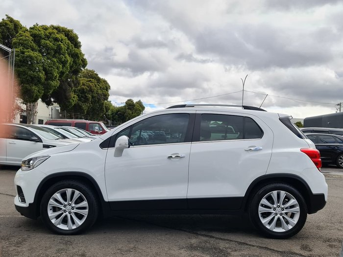 2017 Holden Trax LTZ TJ MY18 White