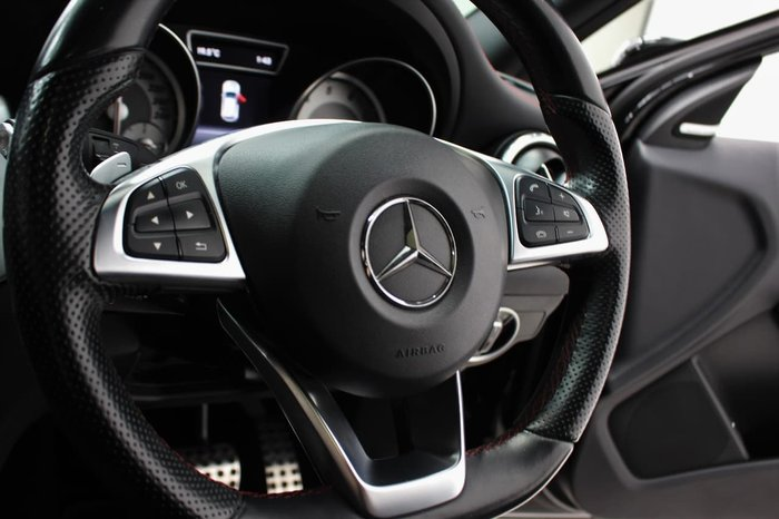 2016 Mercedes-Benz GLA-Class GLA250 X156 Four Wheel Drive Black