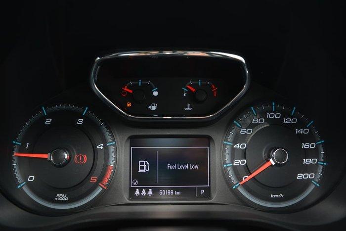 2018 Holden Colorado LTZ RG MY19 4X4 Dual Range Grey