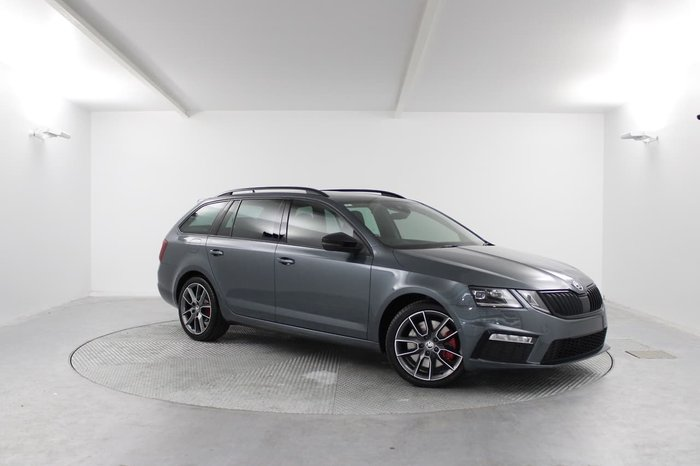 2017 SKODA Octavia RS 169TSI NE MY18 Grey