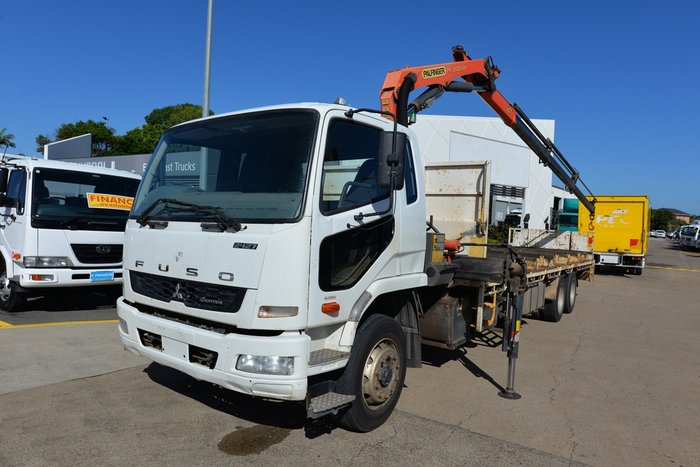 2011 MITSUBISHI FIGHTER FN600 TRAY TOP