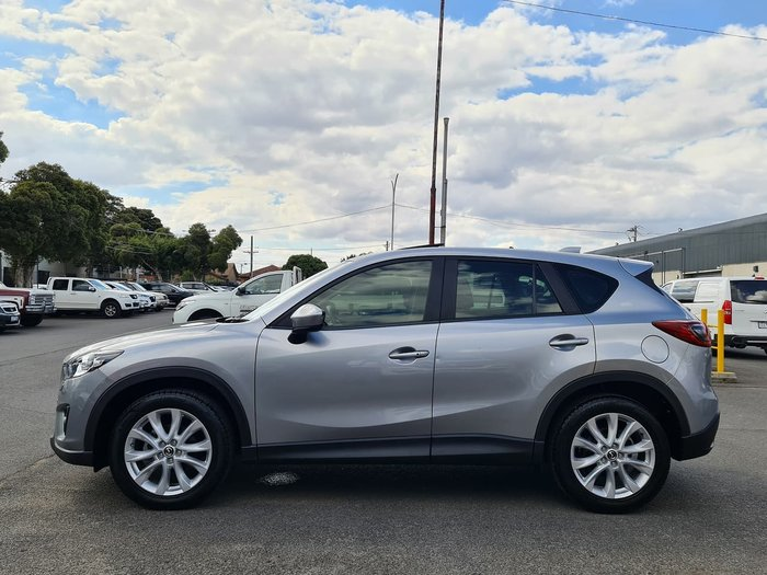 2012 Mazda CX-5 Grand Touring KE Series AWD Grey