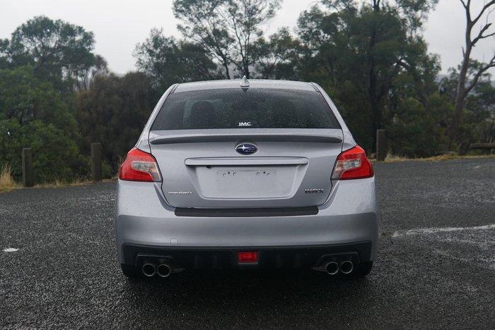 2019 Subaru WRX Premium V1 MY19 AWD Silver