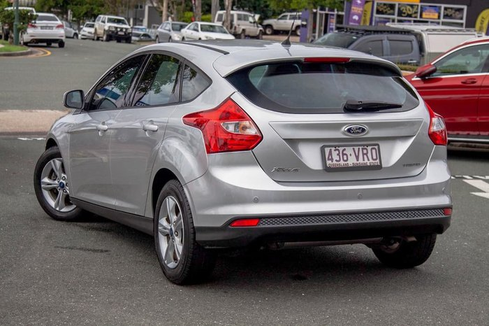2014 Ford Focus Trend LW MKII Silver
