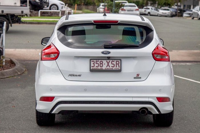 2017 Ford Focus Sport LZ White