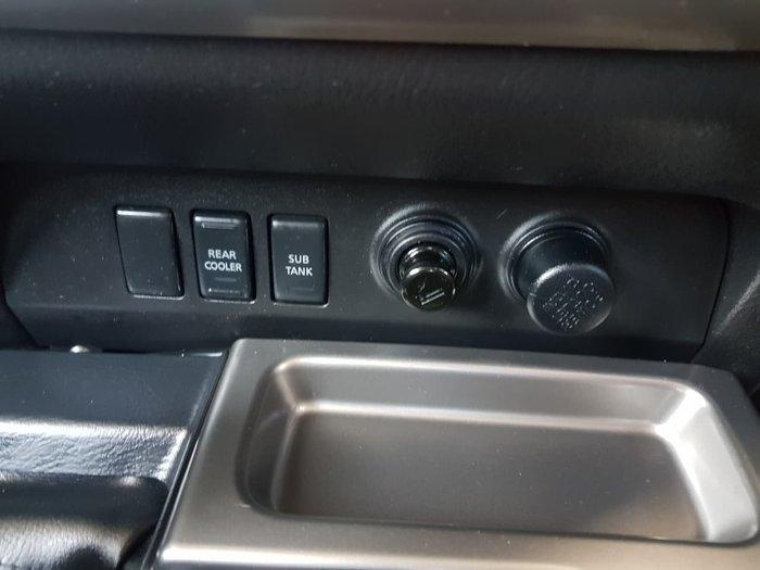 2015 Nissan Patrol ST Y61 4X4 Dual Range Silver
