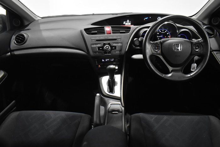 2013 Honda Civic VTi-L 9th Gen MY13 Crystal Black