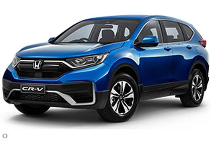 2020 Honda CR-V VTi RW MY21 Blue