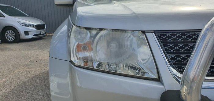 2011 Suzuki Grand Vitara JB MY09 4X4 Constant Silver
