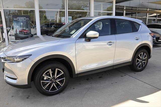 2020 Mazda CX-5 GT KF Series AWD Sonic Silver