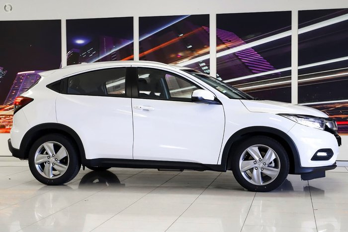2021 Honda HR-V VTi-S MY21 White