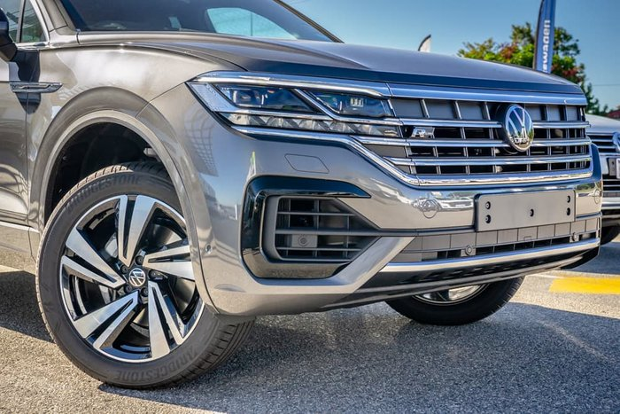 2021 Volkswagen Touareg 210TDI R-Line CR MY21 Four Wheel Drive