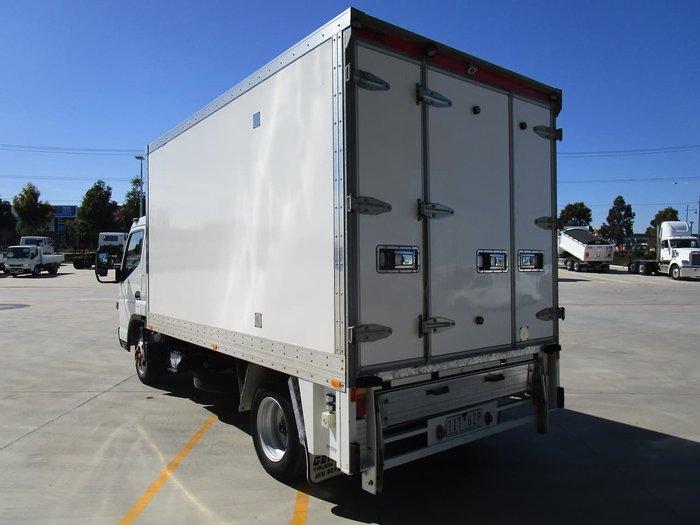 2016 FUSO CANTER 515 FRIDGE VAN -AUTO WHITE