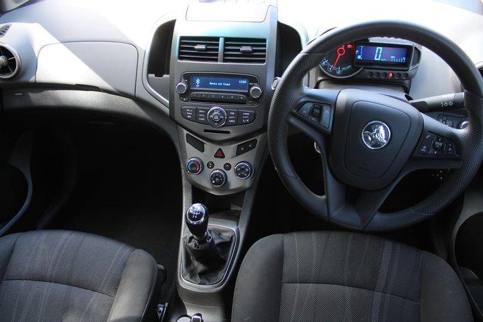 2014 Holden Barina CD TM MY14 Blue