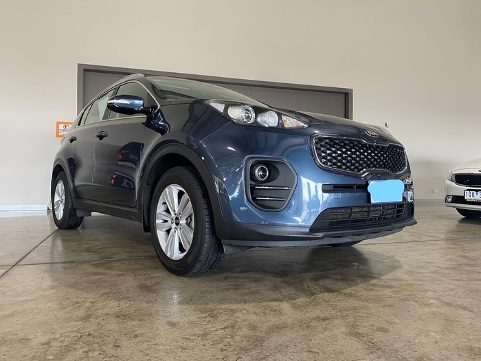 2017 Kia Sportage Si QL MY17 Blue