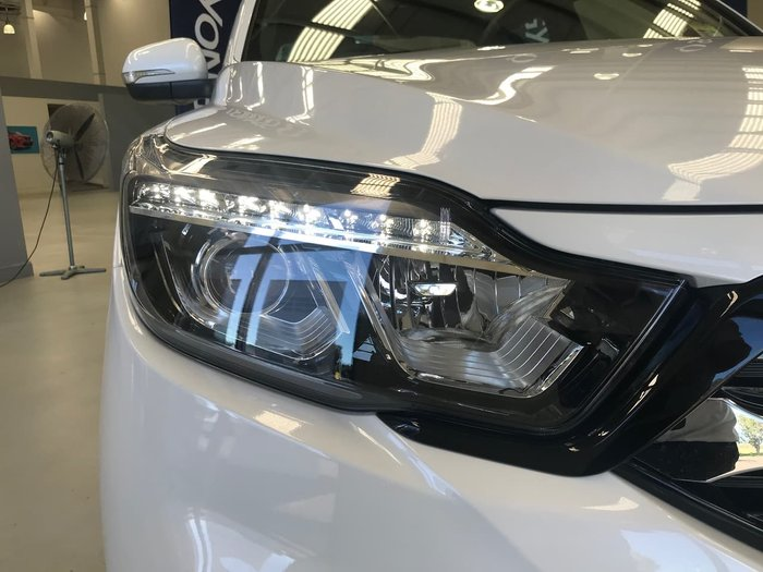 2021 SsangYong Musso ELX Q200 MY20.5 4X4 Dual Range Silky White Pearl