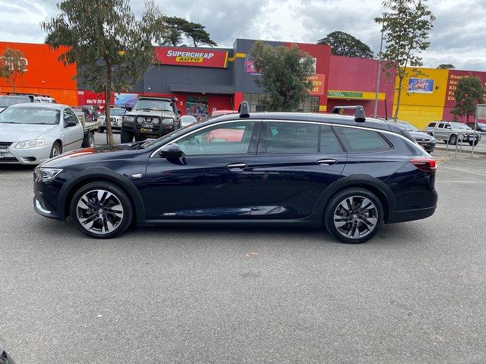 2019 Holden Calais V ZB MY19.5 AWD Blue