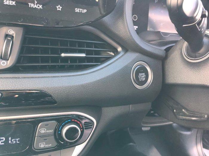 2020 Hyundai i30 Elite PD.V4 MY21 Red