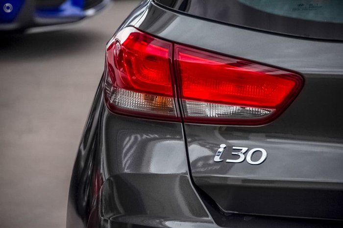 2020 Hyundai i30 Elite PD.V4 MY21 Grey