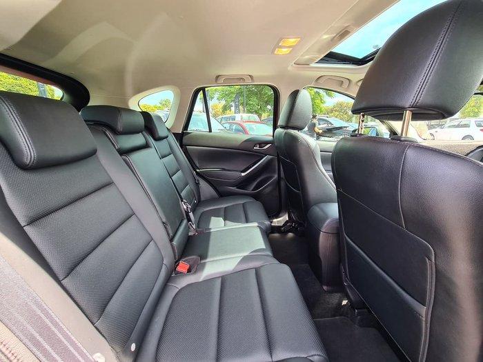 2015 Mazda CX-5 Akera KE Series 2 AWD Blue