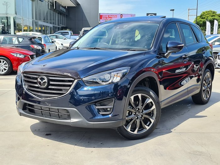 2015 Mazda CX-5 Akera