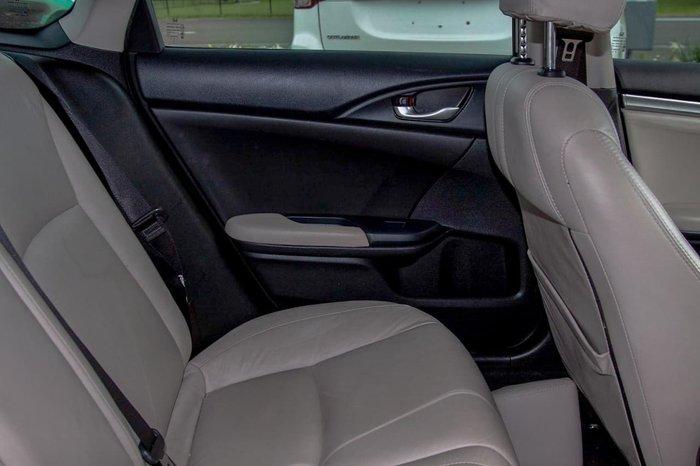 2017 Honda Civic VTi-S 10th Gen MY17 Black