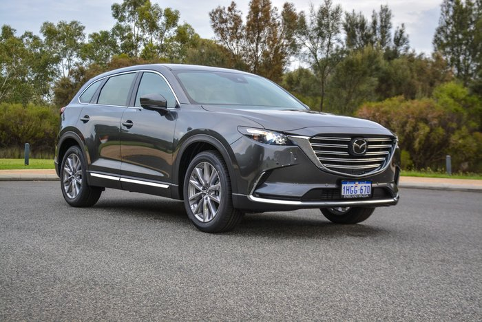 2020 Mazda CX-9 GT TC AWD Machine Grey