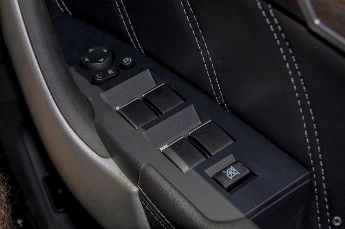 2019 Haval H9 Ultra MY19 Four Wheel Drive Black