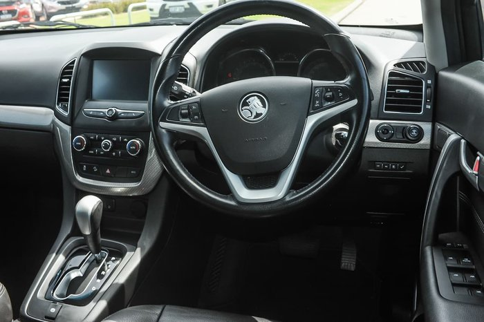 2017 Holden Captiva Active CG MY17 Grey