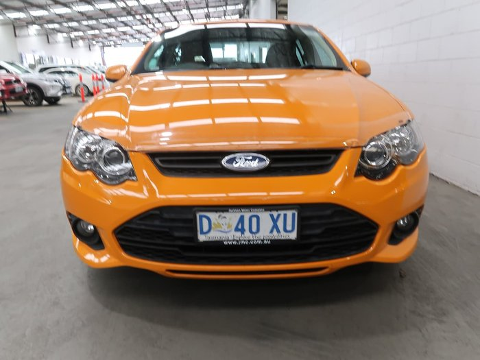 2014 Ford Falcon XR6 FG MkII Orange
