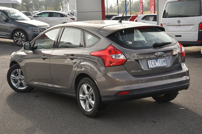 2014 Ford Focus Trend LW MKII Brown