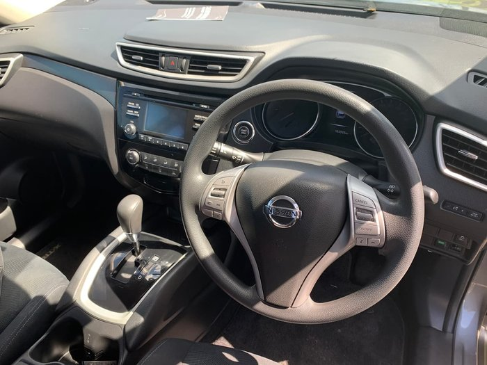 2016 Nissan X-TRAIL ST T32 4X4 On Demand Grey
