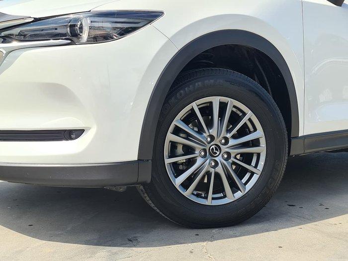 2018 Mazda CX-5 Maxx Sport KF Series AWD White